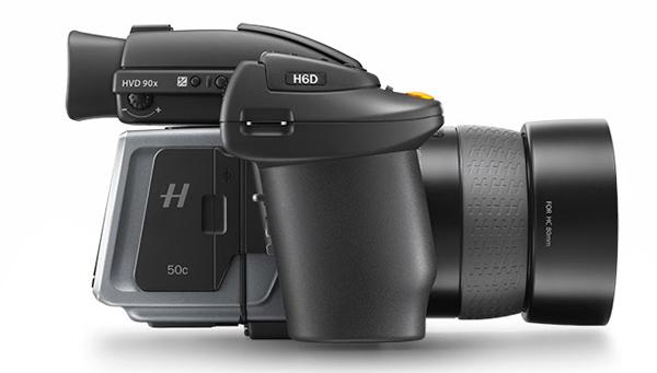 Hasselblad Launches H6D Medium Format Camera in 100MP & 50MP