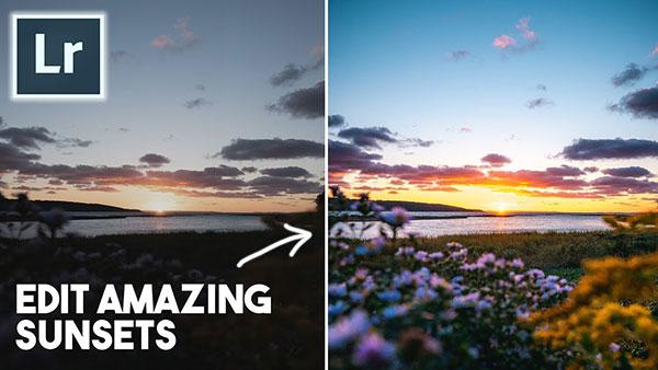 Here's How to Edit Stunning Sunset Photos in Lightroom (Video Tutorial)