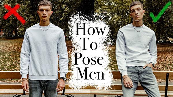 Simple Tips on How to Pose Men for Better Portrait Photos (VIDEO)
