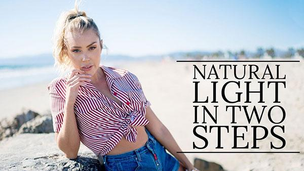 Here's How to Shoot Better Photos in Natural Light in 2 Simple Steps (VIDEO)