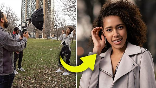 Quick Lighting Tip: Here's How to Use Off-Camera Flash in Just 3 Minutes (VIDEO)