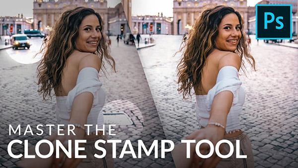How to Remove Anything in Photoshop Using the Clone Stamp Tool (VIDEO)