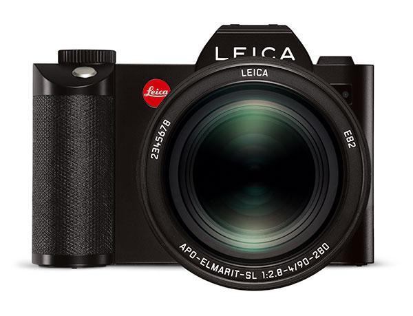 Leica Launches 24MP Full Frame Mirrorless SL Camera