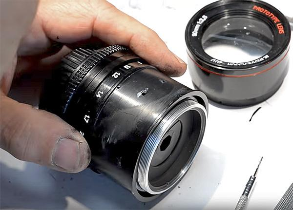 Watch This DIY Wizard Build His Own Camera Lens at Home ...