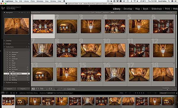 1-Minute Fix: Scott Kelby on How Lightroom Sorts Images By Date for You (Shutterbug Video)