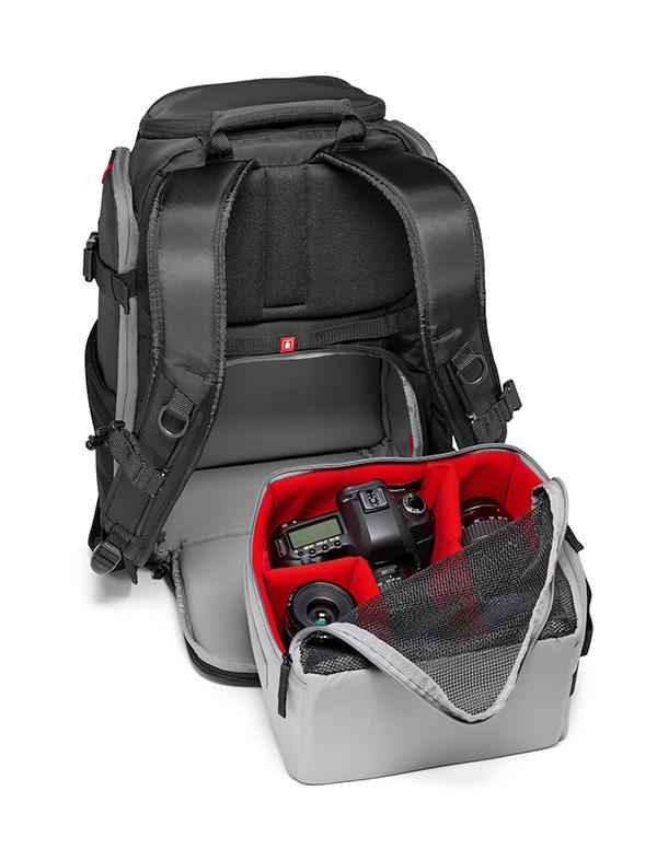 The Bag Man Reviews the Manfrotto Advanced Rear Photo Backpack ...