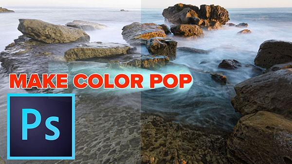 Here's a Sneaky Little Trick to Make Colors Pop in Photoshop (VIDEO)