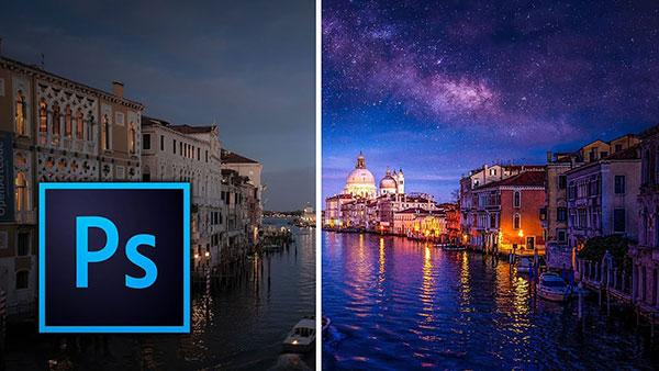 Add the Milky Way to Your Night Skies Photos Using This Photoshop Trick (VIDEO)