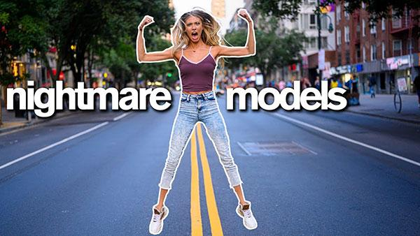 These Are the 10 WORST Types of Models to Photograph (VIDEO)