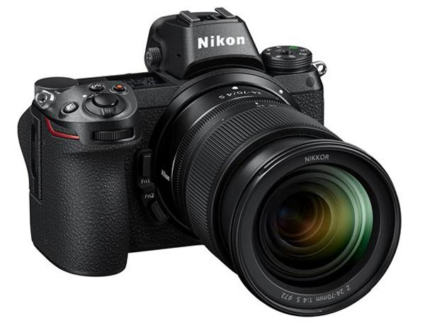 Nikon Z6 Full Frame Mirrorless Camera Review Fast Compact And