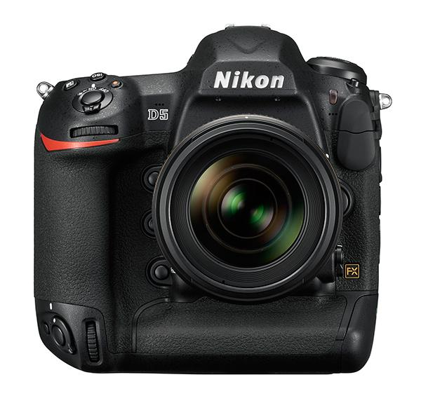Nikon Launches 20.8MP D5 Full Frame Pro DSLR with ISO 3,280,000 for Extreme Low Light Shooting