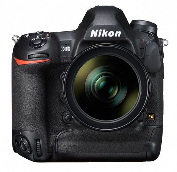 Nikon Unveils D6 DSLR Camera and AF-S NIKKOR 120-300mm f/2.8E FL ED SR VR Lens…Sort Of