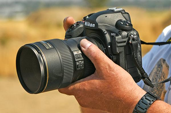 Testing the New Nikon D850 DSLR in Oregon: Our First Impressions