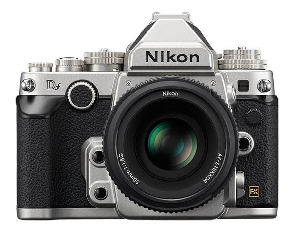 You Can Save $800 on a Classic Nikon Df (Refurbished) DSLR Now