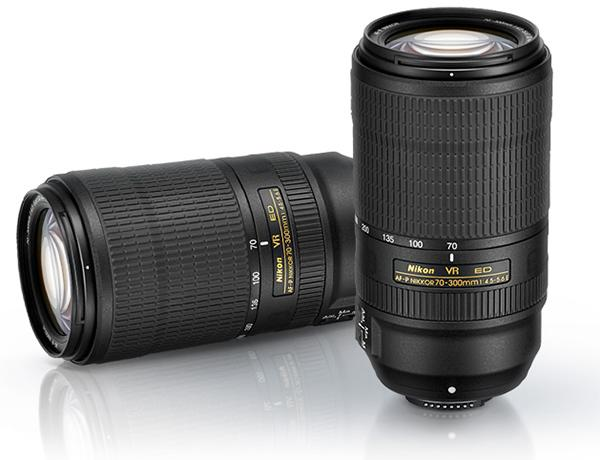 Nikon Launched An Intriguing New Lens This Summer Though You Might Have Missed It For Whatever Reason The AF P Nikkor 70 300mm F 45 56E ED VR