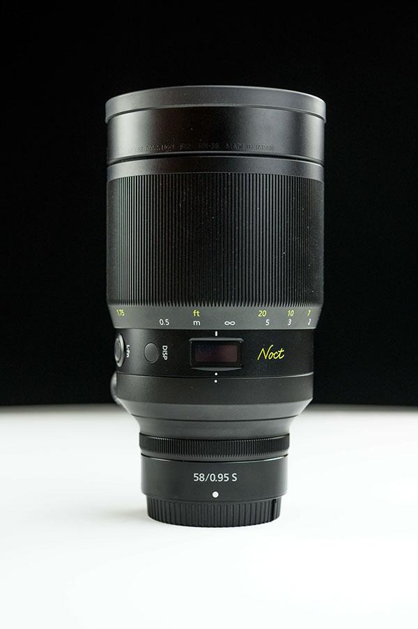 Nikon Intros Outrageous Nikkor Z 58mm F/0.95 S Noct Lens with an Outrageous Price Tag