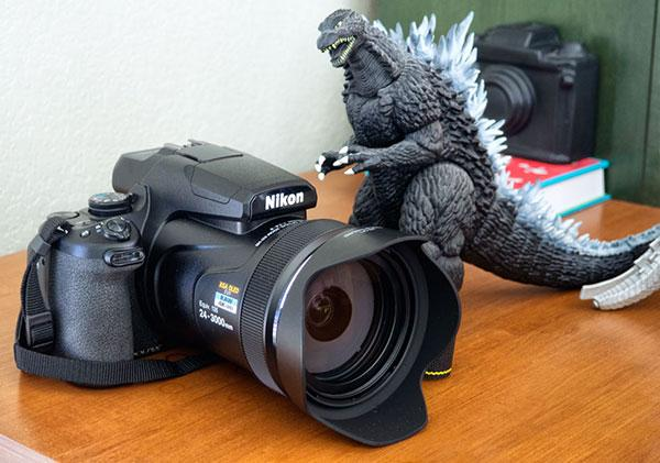 Nikon Coolpix P1000 Superzoom Camera Review: The Incredible