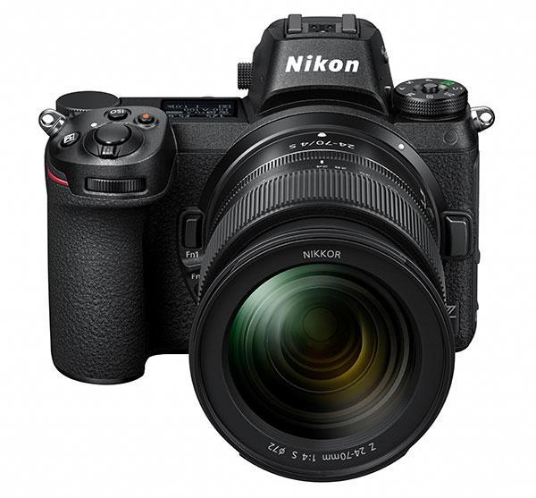 Nikon Z6 Mirrorless Camera Goes on Sale This Friday; Nikon Announces Holiday Discounts