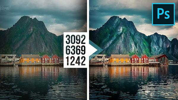 "How to Make the Colors Pop in Your Images Using a ""Secret Code"" in Photoshop"