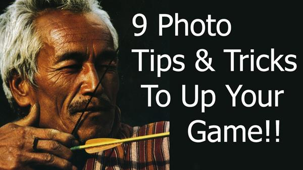 9 Great Photo Tips from One of the World's Top Travel Shooters (VIDEO)