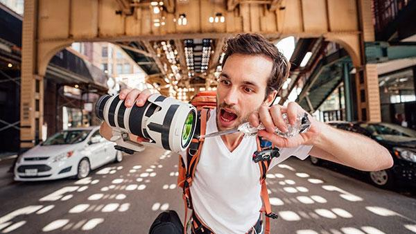Quick Photo Trick: Capture Cool Images by Putting Something in Front of Your Lens (VIDEO)