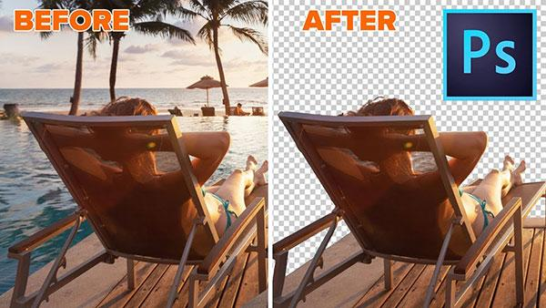 Here's a Simple Way to Remove a Background in Photoshop (VIDEO)