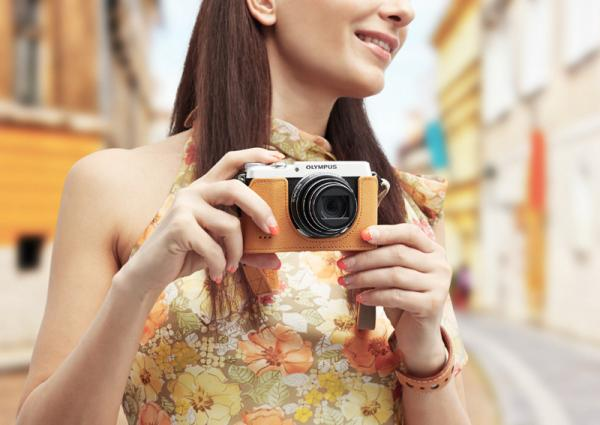 Olympus Debuts Stylus SH-2: A Retro-Style, Pocket-Size Digital Camera