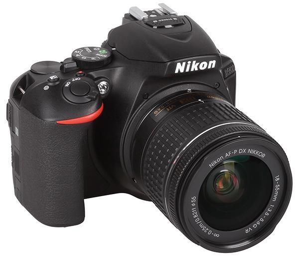 Nikon D5600 DSLR Review   Shutterbug