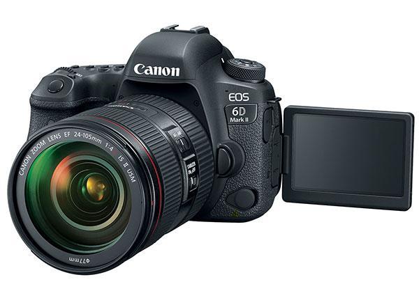 Canon EOS 6D Mark II DSLR Review