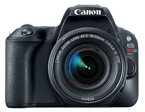 Canon EOS Rebel SL2 DSLR Review | Shutterbug