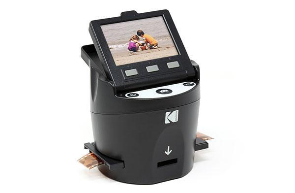 Kodak Scanza Film Scanner Review An Easy To Use Image Digitizer At