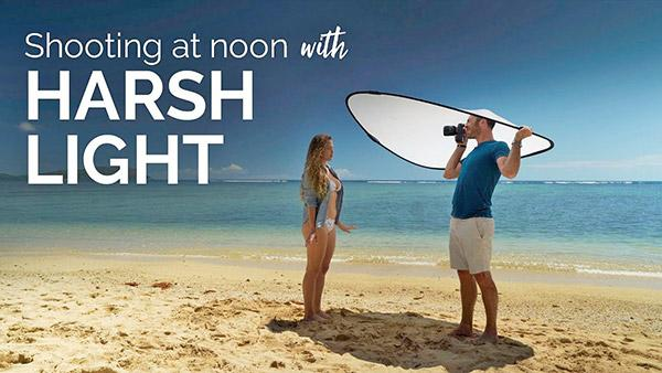 Don't Fear Harsh Light! Here's How to Shoot Great Portraits in Noonday Sun (VIDEO)
