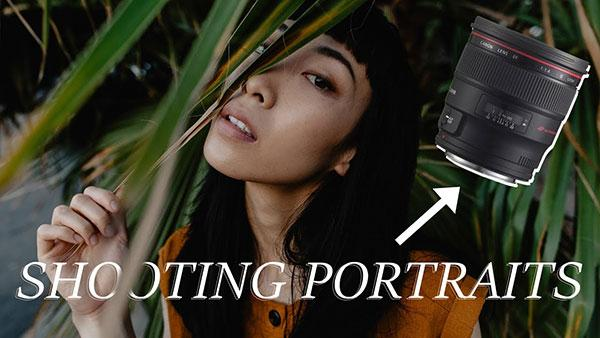 Why Shooting with a 24mm Wide-Angle Lens Can Result in Some Very Cool Portraits