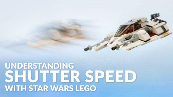 Everything You Always Wanted to Know About Shutter Speed (with the Help of Star Wars Legos)