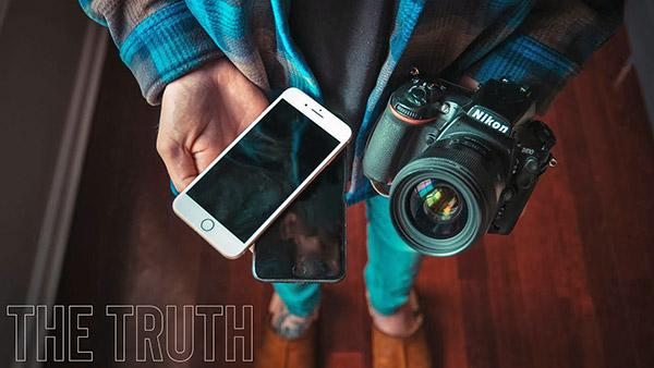 Smartphone Cameras vs Real Cameras: Here's the Truth According to Photographer Evan Ranft