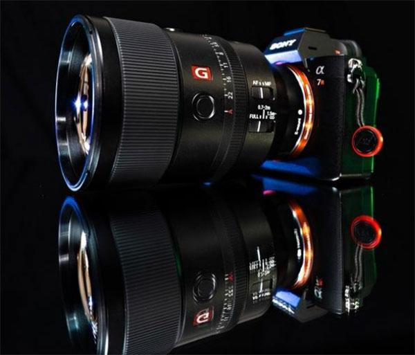 Sony Unveils New 135mm F1 8 G Master Prime Lens for Full