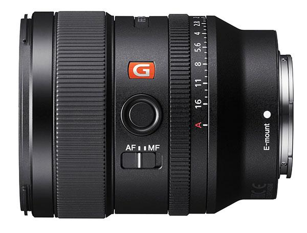 Sony Launches Compact and Lightweight 24mm F1.4 Prime Lens