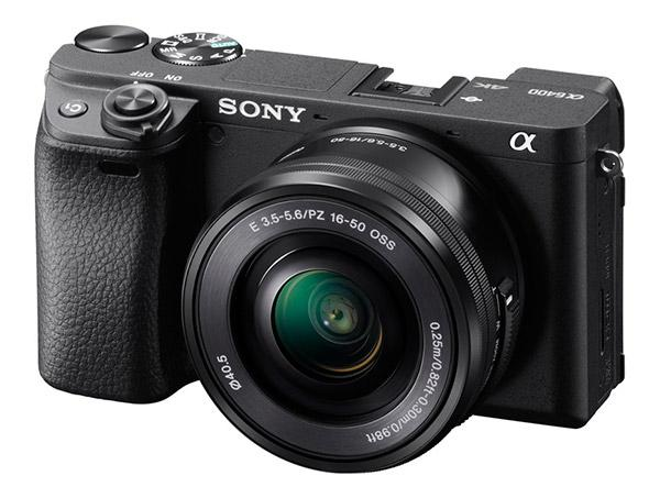 Sony Announces A6400 Mirrorless Camera & Firmware Updates for A9, A7II & A7R III Models