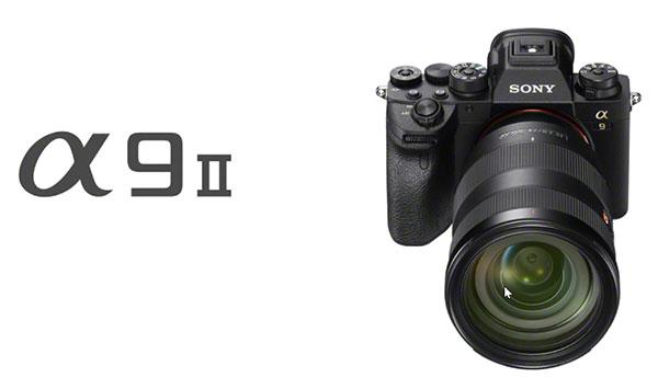 Sony Announces Speedy A9 II Mirrorless Camera with Upgraded Professional Features