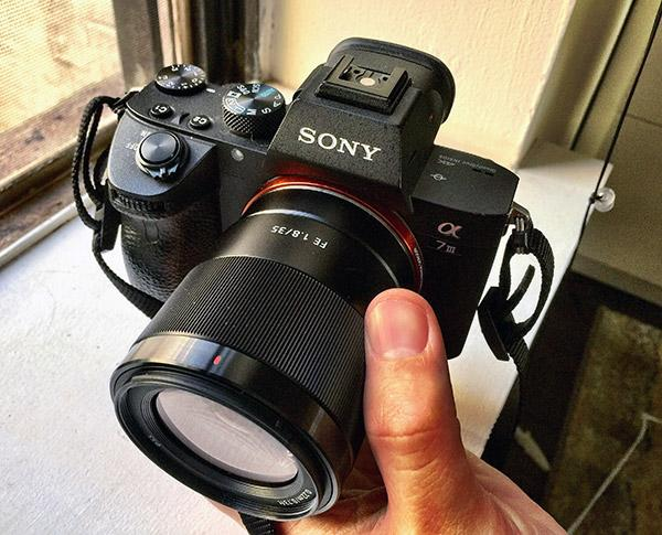 Sony Launches FE 35mm F1.8 Lens; We Take This Compact New Prime for a Spin (Test Photos)