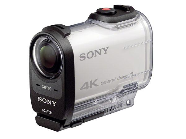 Sony stepped up its 4K game at CES. The company introduced a powerful and tough new POV camera, the 4K Action Cam. The new model, known as the FDR-X1000V, ...