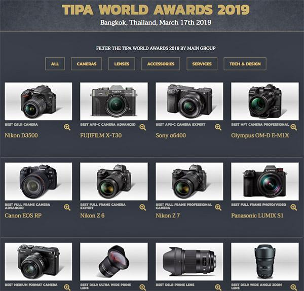 f88cceef47e The Technical Imaging Press Association (TIPA), which includes over two  dozen imaging member magazines from around the world, has announced its  choices for ...