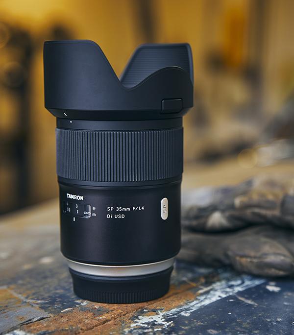 Tamron SP 35mm F/1.4 Di USD Lens Review
