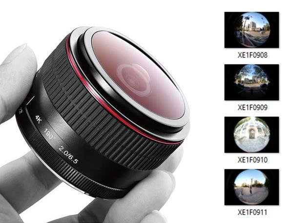 Meike MK 6.5mm f/2 Circular Fisheye Lens Review