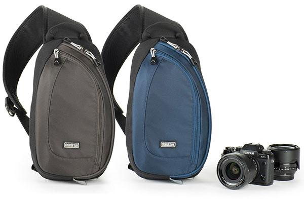 Sling Style Photo Bags Are One Of The Most Versatile And Comfortable Ways To Carry Your Cameras Lenses Think Tank Upped Convenience Level A