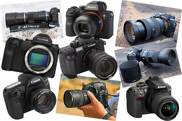shutterbug s top 10 favorite cameras lenses of 2017 shutterbug