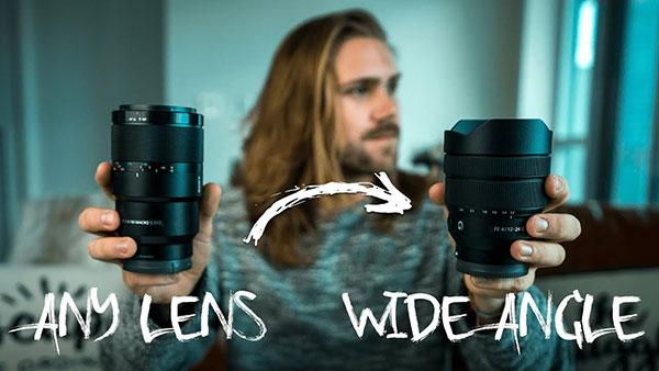 Here's How to Turn Any Lens into a Wide Angle with a Simple Lightroom Trick (VIDEO)