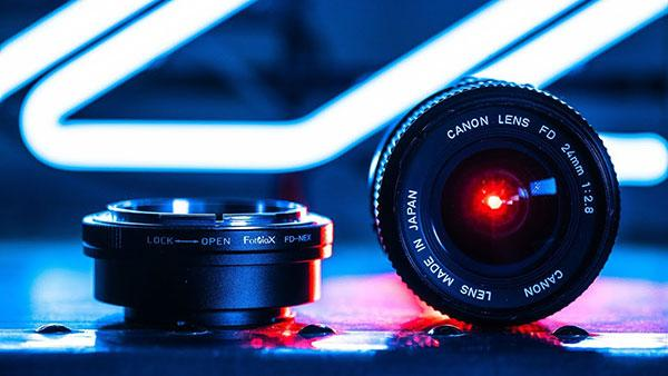 How to Use Vintage Lenses on Modern Cameras with Adapters that Cost as Little as $10