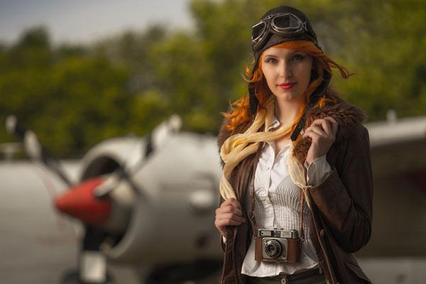 How to Use High Speed Sync (HSS) Flash on Location to Capture Striking Portraits