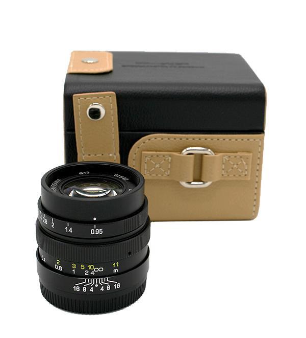 Zhongyi Mitakon Speedmaster 25mm f/0 95 Lens for Micro Four Thirds